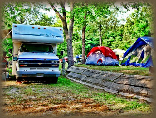 RV Sites Dawt Mill