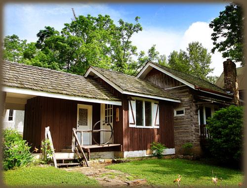 Dinnell Cabin - Dawt Mill